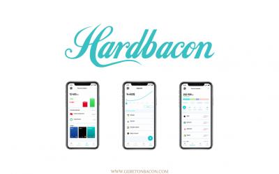 Review de la nouvelle app de budget de Hardbacon